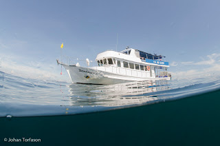 Sea Fun Divers Diving day trip boat - Phuket Diving Image taken by Johan Torfason