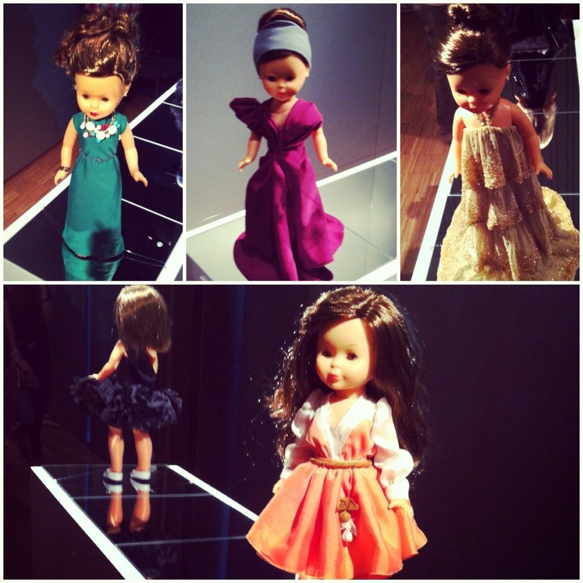 Exposición Nancy se viste de moda Museo del Traje Madrid