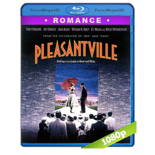Pleasantville (1998) Full HD BRRip 1080p Audio Dual Latino/Ingles 5.1