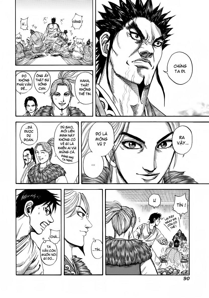 Kingdom - Vương Giả Thiên Hạ Chapter 178 page 10 - IZTruyenTranh.com