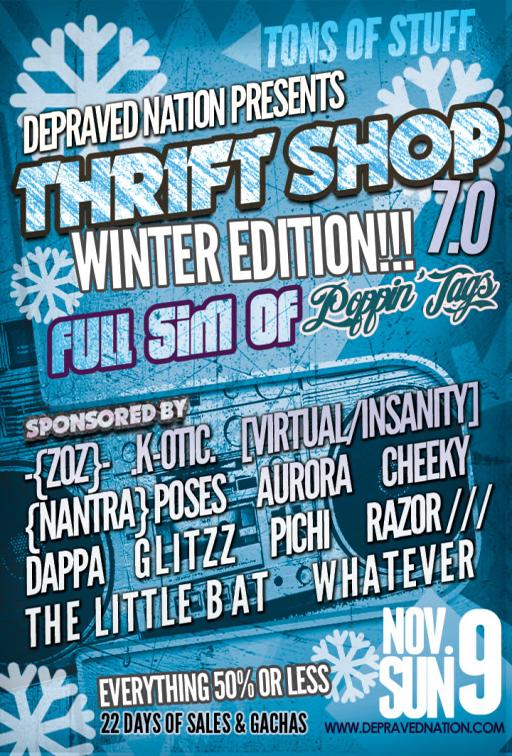The Thrift Shop 7.0