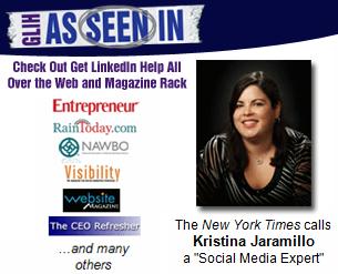 LinkedIn Expert Kristina Jaramillo