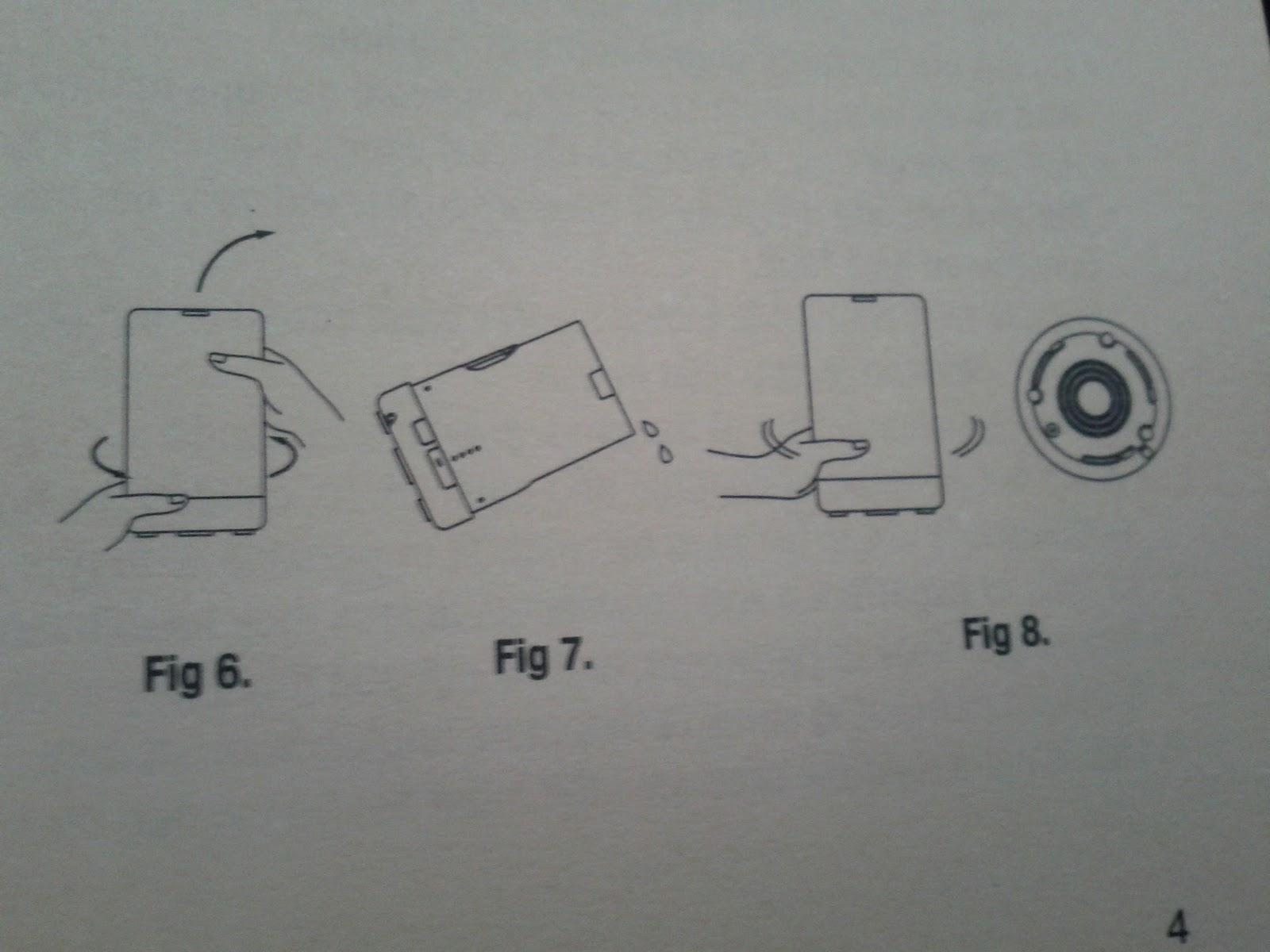 muji aroma diffuser instructions