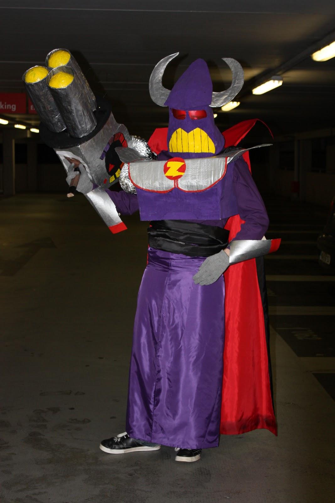 Zurg Costume & Pop Culture Costumes: Costume Gallery