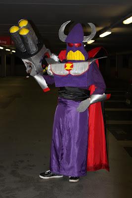 Zurg Costume