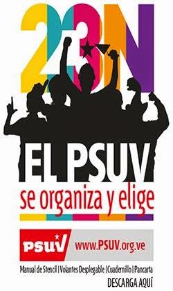PSUV se organiza y elige
