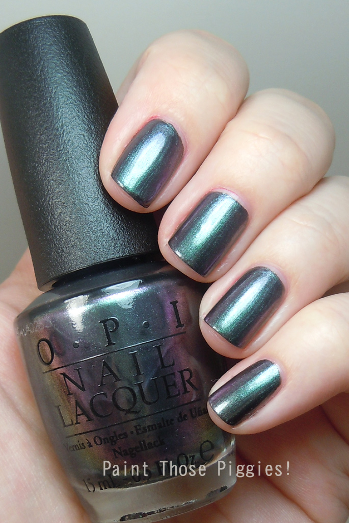 Paint Those Piggies!: OPI Peace & Love & OPI: Swatches and Review