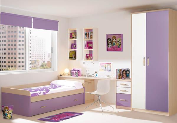 Como crear una habitación sencilla pero con estilo