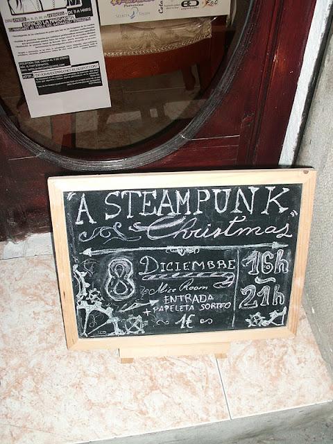 "Evento: ""A Steampunk Christmas"" - Barcelona CIMG5556"
