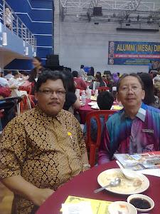 MES (Alumni) Dinner 2012