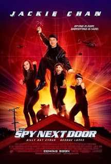 El super canguro / Mi vecino es un espia (2010)
