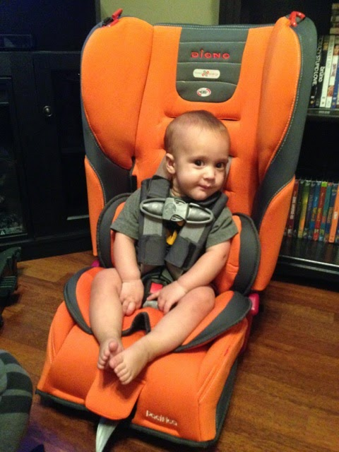 Diono Pacifica Convertible+Booster Car Seat Review – Southern Momma\'s