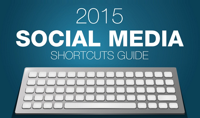 #Infographic - #SocialMedia Shortcuts: How To Save Your Time On Social Media Platforms