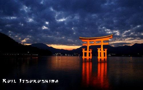 Kuil Itsukushima