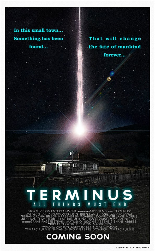 Watch Terminus (2015) online for free - New Movies on DVD