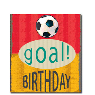 goal birthday men's cards liz and pip ltd