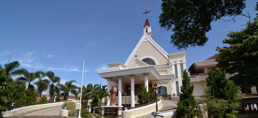Paroki St. Petrus Pekalongan