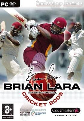 Brian Lara International Cricktet 2007 PC Game