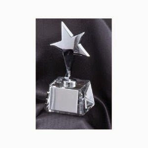 Bright Star Block Award - Small