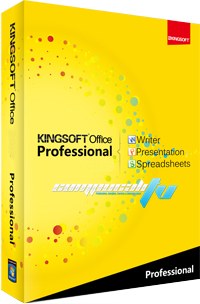 Kingsoft Office Suite Professional 2013 Full 9.1