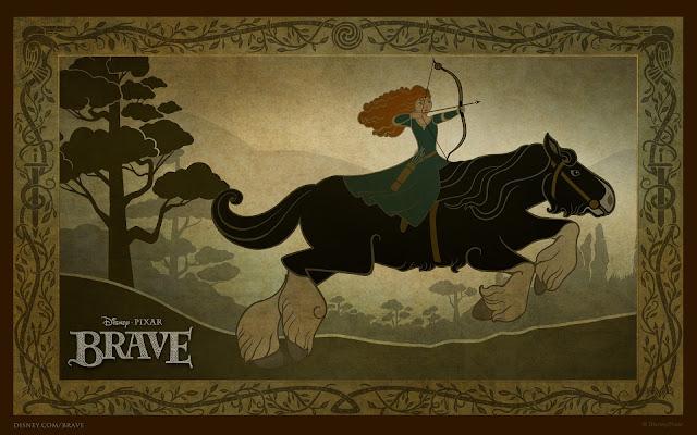 Horseback - Brave