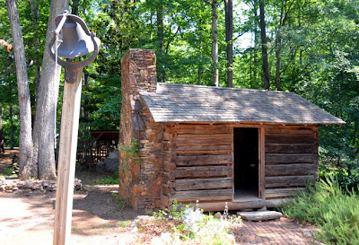 Stately Oaks Plantation, Outdoor Kitchen