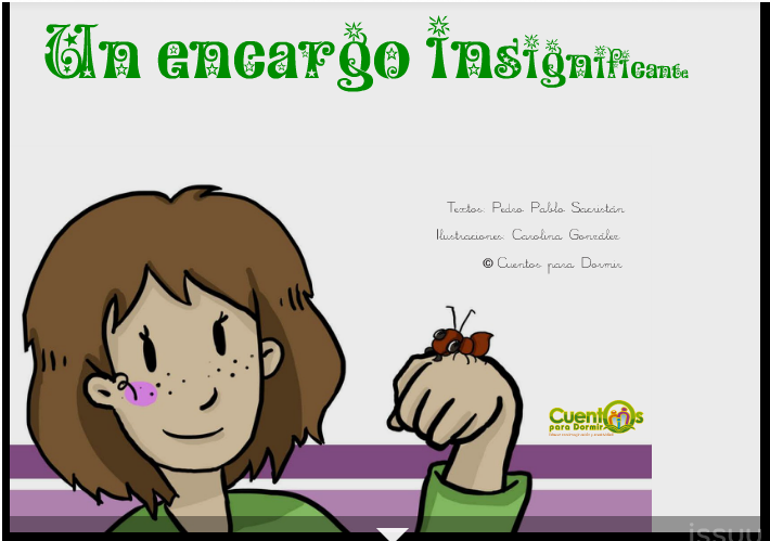 http://issuu.com/cuentosparadormir/docs/un-encargo-insignificante-prepared-compressed/1?e=0