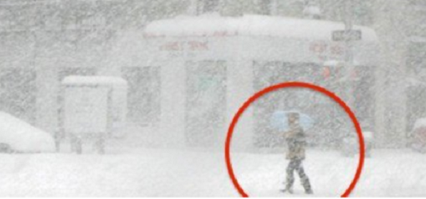 He Walked 10 Miles In A Snowstorm For An Interview, But He Never Expected This To Happen. Tears!