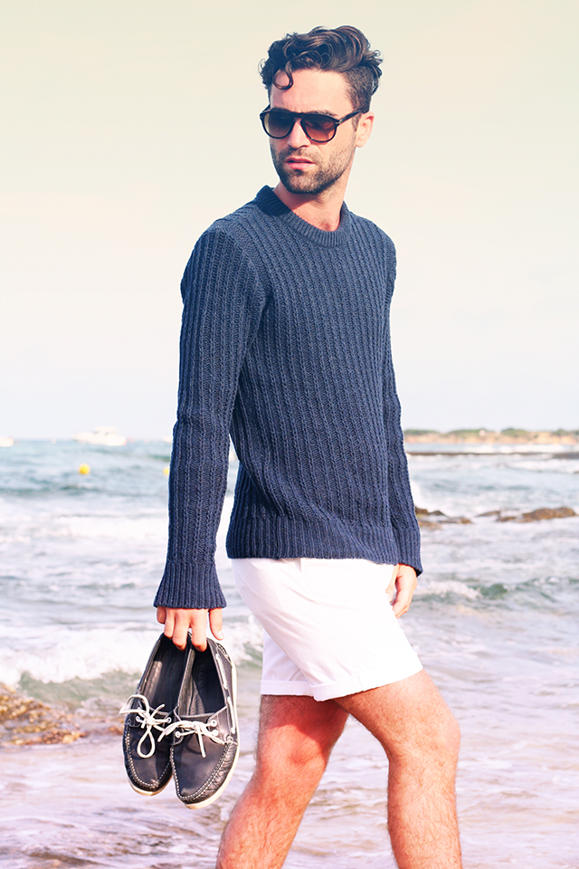 Smira Fashion Stéphane Mirao St-Tropez Zalando Swatch Zara Men Homme Men Look Holidays beach men