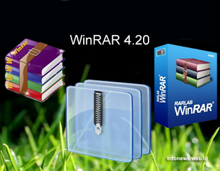 WinRaR 4.20 for 32 Bit Windows