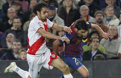 Barcelona 4 - 0 Rayo Vallecano (1)