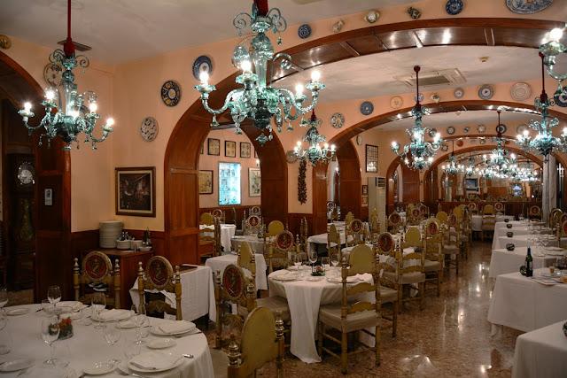 Hotel Duran Figeures restaurant