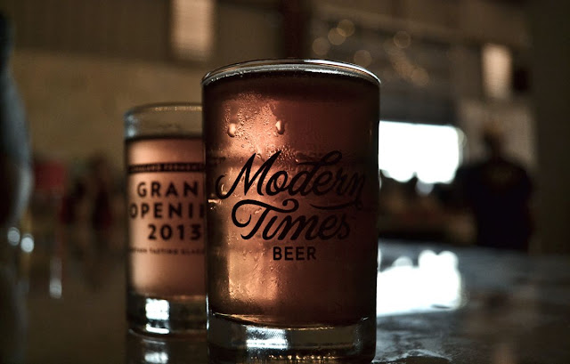Modern Times Grand Opening