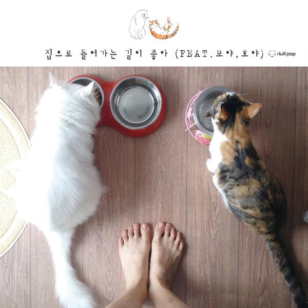 [Single] MOON HYUNA – 집으로 들어가는 길이 좋아