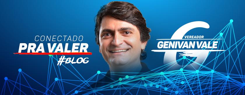 Blog do Vereador Genivan Vale