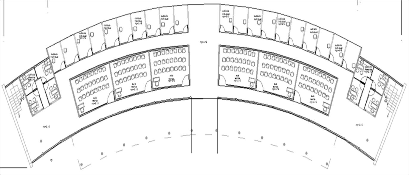 Escuela superior de musica proceso de dise o arquitectonico for Planta arquitectonica biblioteca