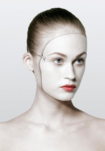 Giuseppe Mastromatteo fotografia photoshop rostos surreais