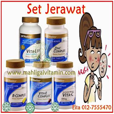 Set Jerawat