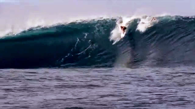 Jack Robinson Prepares for Tahiti