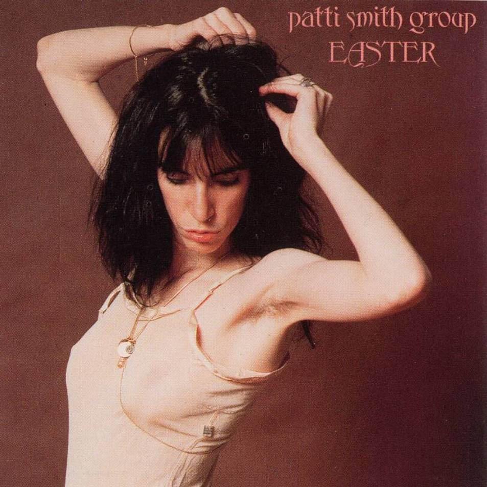 Patti Smith Easter