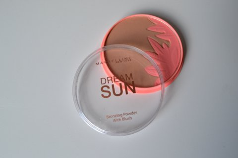 Maybelline Dream Sun Bronzing Powder With Blush in Golden Tropics