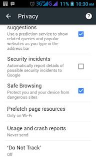 Tingkatkan Keamanan Chrome Di Android, Google Update Fitur Safe Browsing