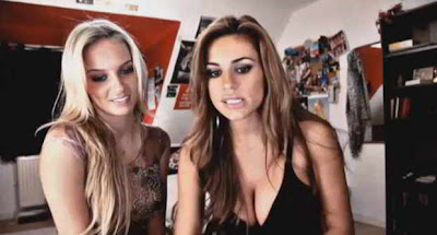 Fotos Tchecas - Dominika e Michaela