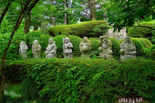 japonya tanrıları