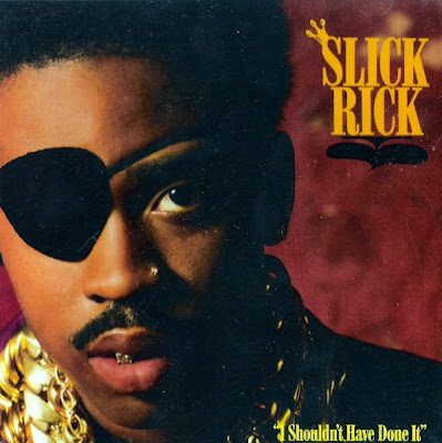 Slick Rick – I Shouldn't Have Done It (CDS) (1991) (320 kbps)