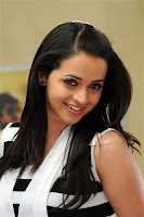Actress Bhavana Cute look