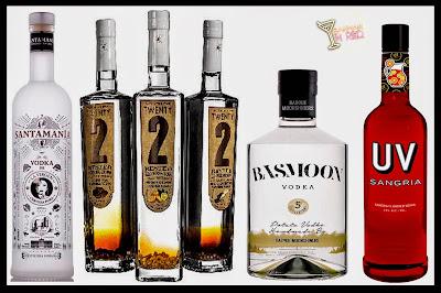 nuevos vodkas