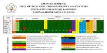 Kalender Akademik Ganjil 2015/2016