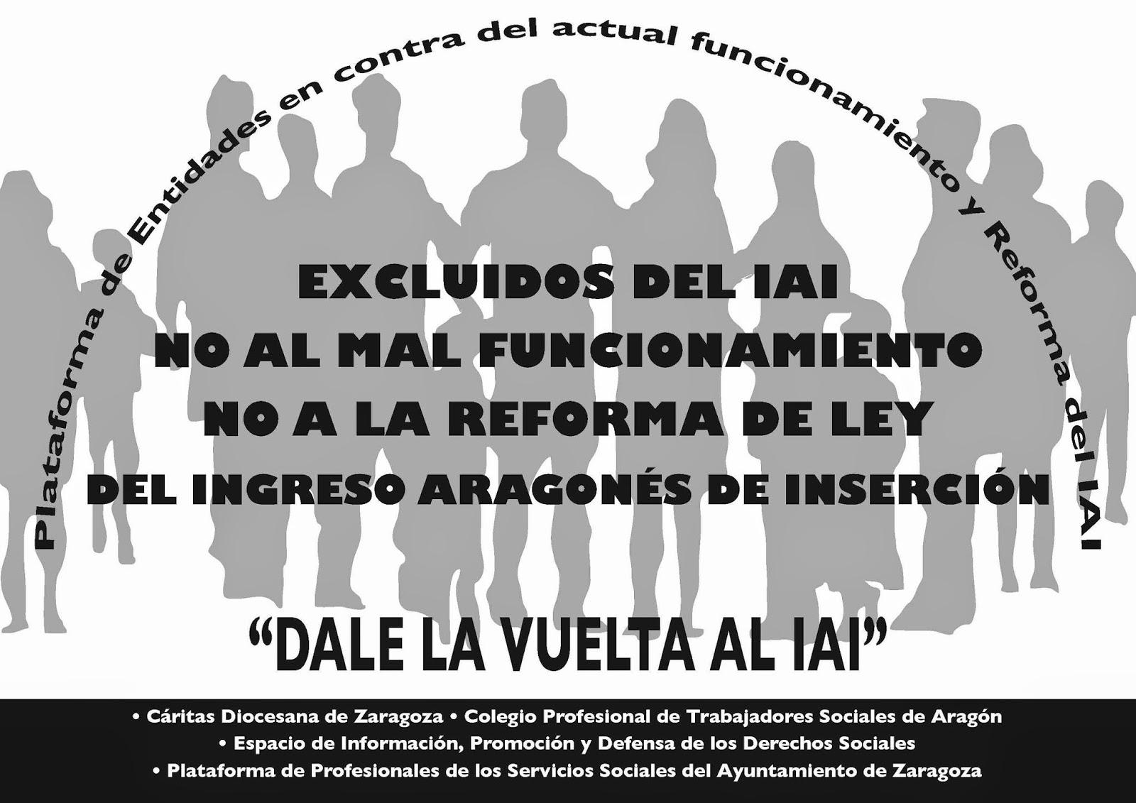INGRESO ARAGONÉS INSERCIÓN (IAI) PROYECTO DE LEY