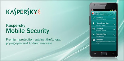 Kaspersky Mobile Security v9.10.118